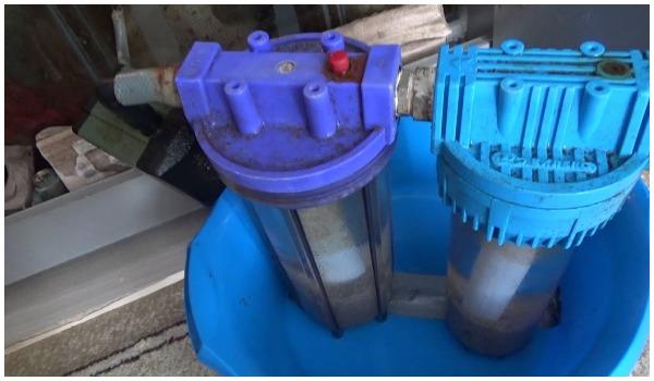 Как работает песчаный фильтр?