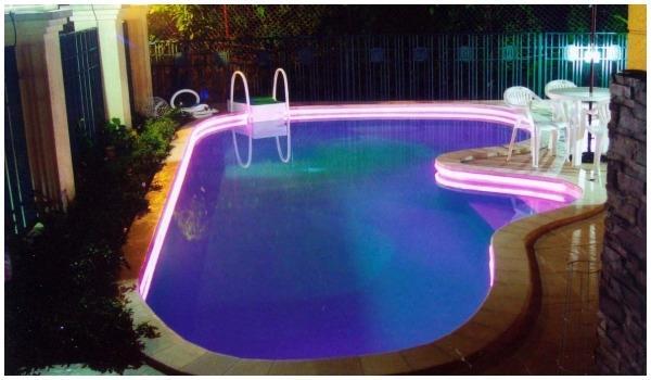 Светодиодная лента: как выбирать бассейн