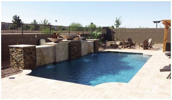 Обычно различают три основных вида бассейнов:
