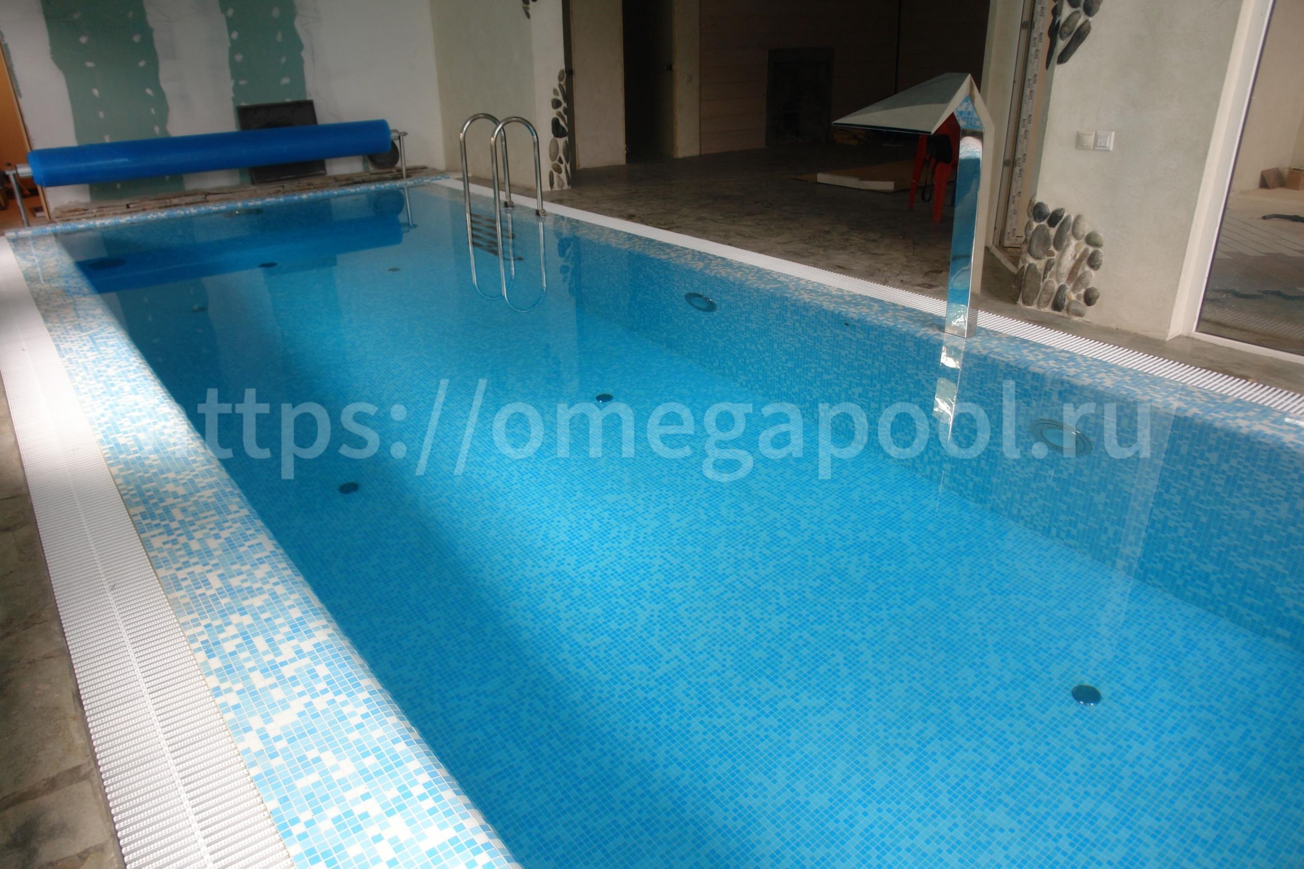 Частный дом с бассейнов в г. Зеленогорск